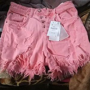 Brand new pair of shorts